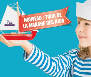 Nouveau ! Le Tour des ports de la Manche des Kids