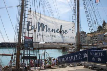 33e Tour des ports de la Manche : conférence de presse de lancement