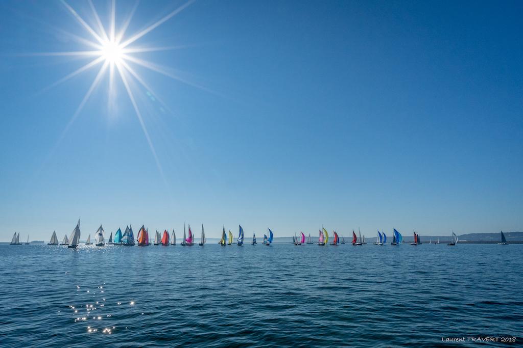 La Manche accueille plusieurs évènements nautiques en 2019