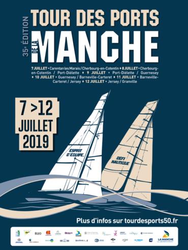 Tour des ports de la Manche 35th edition