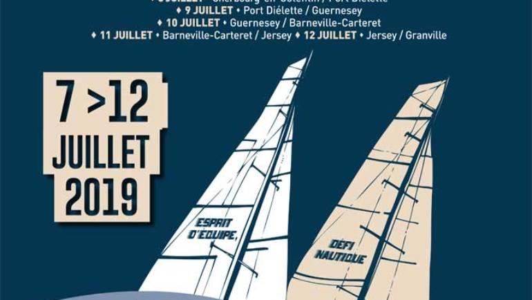 Tour des ports de la Manche 35e édition