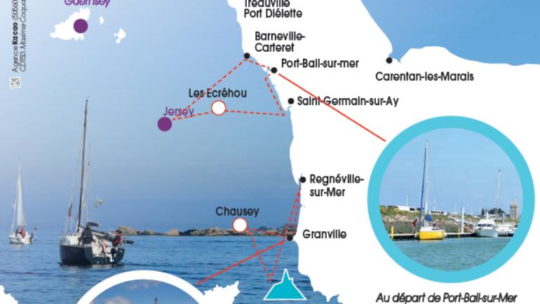 Navigate in flotilla, safely