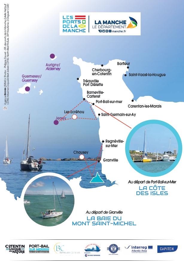 Naviguez en flottille, en toute sécurité